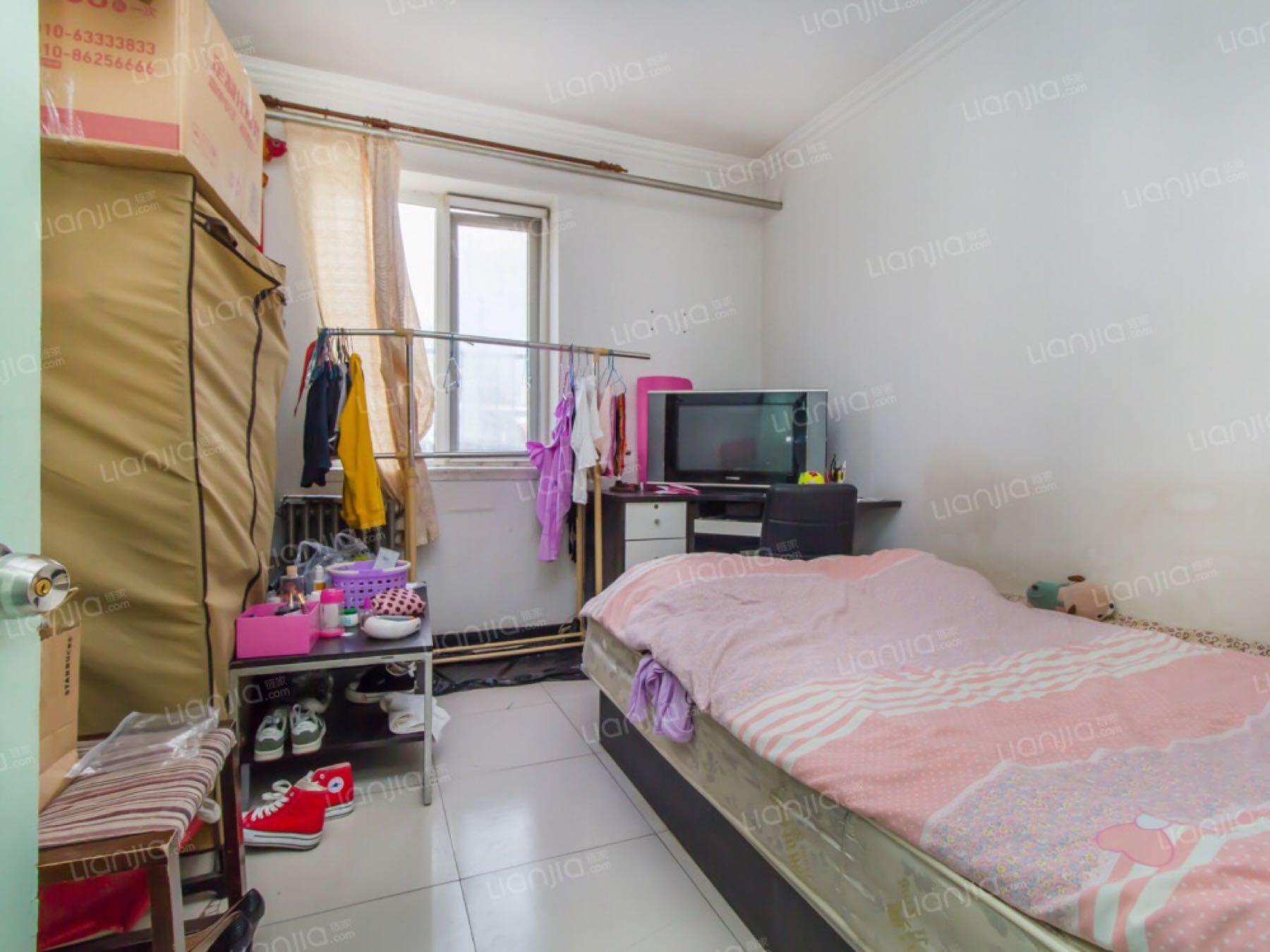 二室一厅户型图片