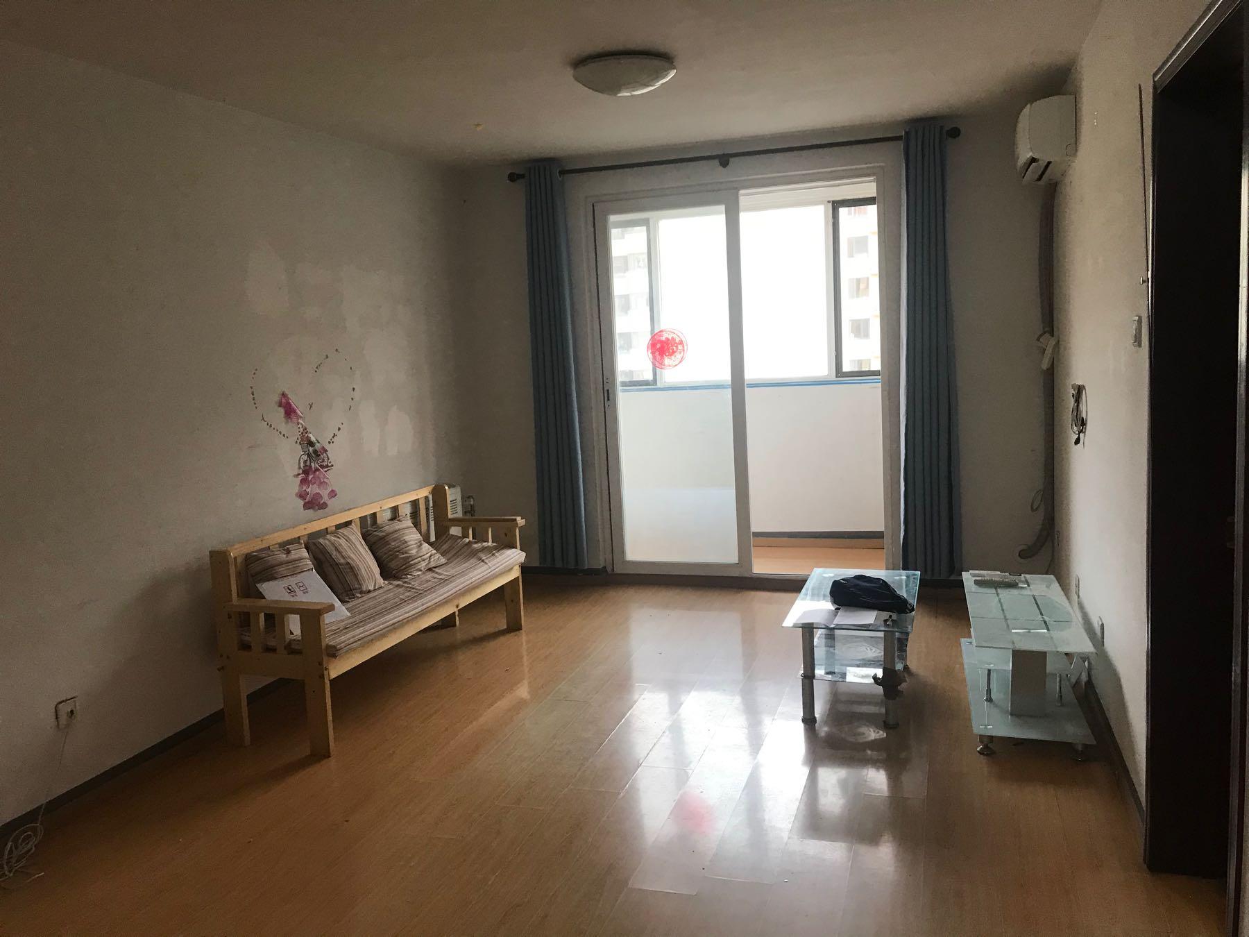 二室一厅一卫户型图